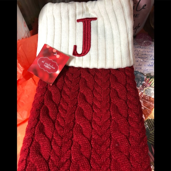 J stocking